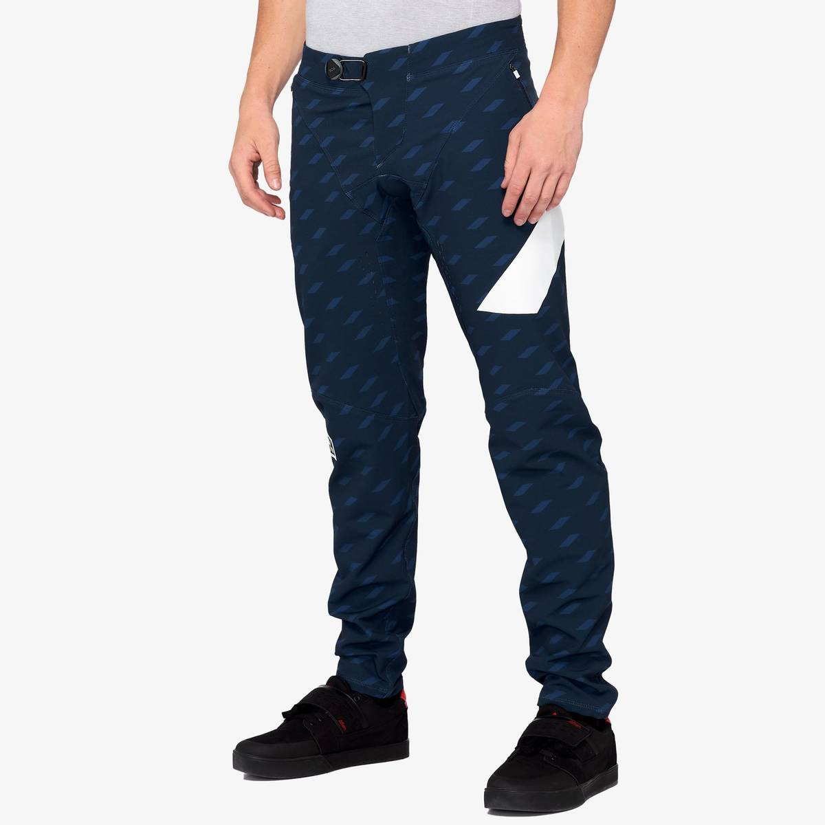 100% R-CORE X Limited Edition Pants Navy/White