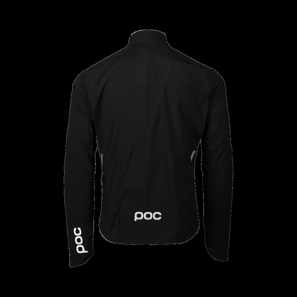 POC Pure-Lite Splash Jacket Uranium Black