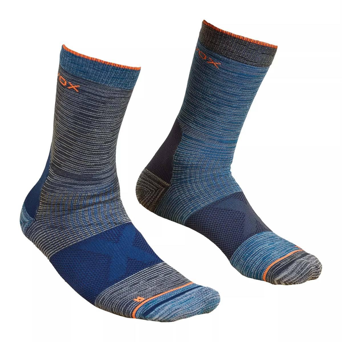 Ortovox Alpinist Mid Socks M Dark Grey