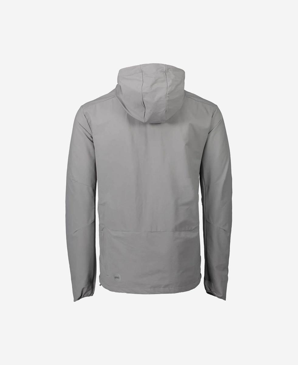 POC M's Transcend Jacket Alloy Grey